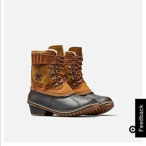 EUC Sorel Winter Fancy II Boots